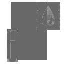 Icono chart quimica barril