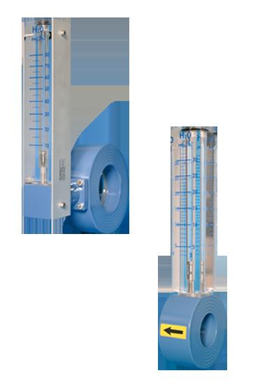 caudalimetro serie PD OP G