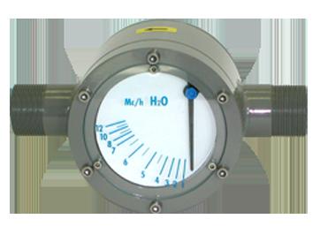 caudalimetro serie W2 G