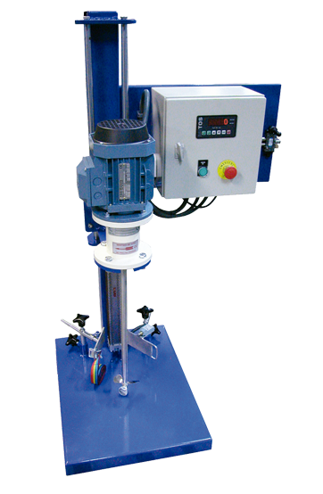 AGITASER agitador semi industrial para laboratorio 1