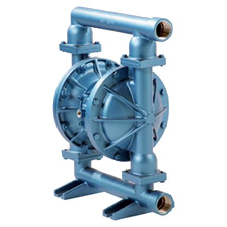 Bomba neumática metálica modelo B40 de Blagdon Pump