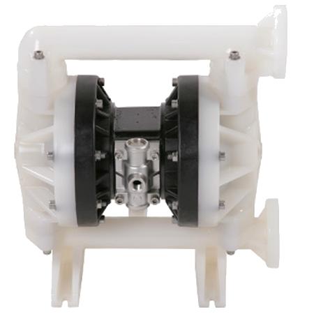 Bomba neumática metálica modelo B06 de Blagdon Pump
