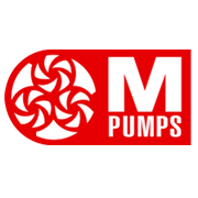 Logo bombas centrífugas M PUMPS