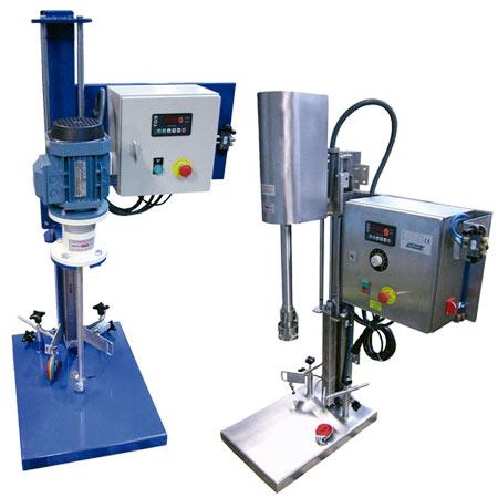 Agitadores semi-industriales para laboratorio de Agitaser