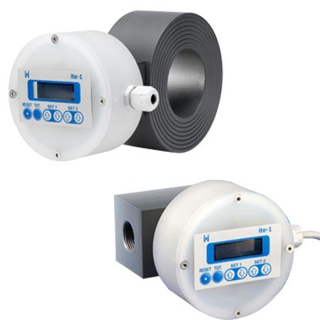Caudalímetros serie DEL de La Técnica Fluidi