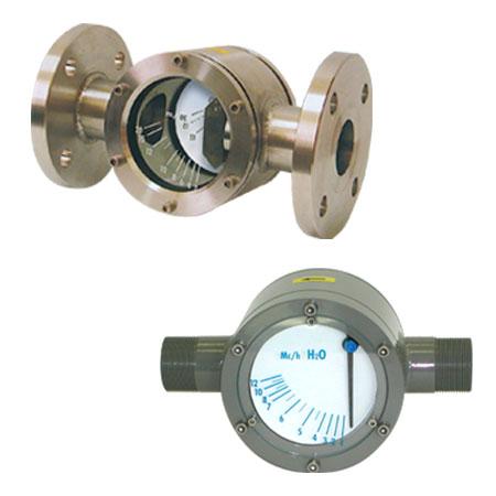 Caudalímetros serie W de La Técnica Fluidi