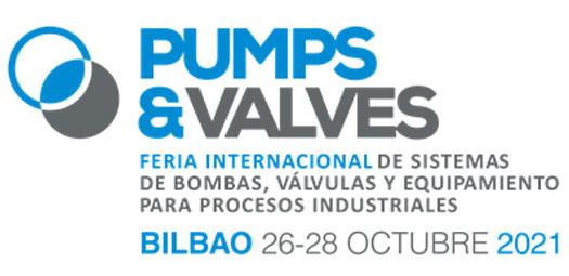 Anuncio Pumps & Valves 2021